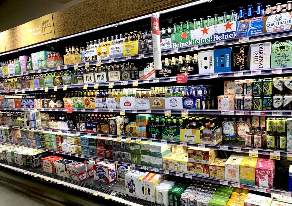 NYのビール